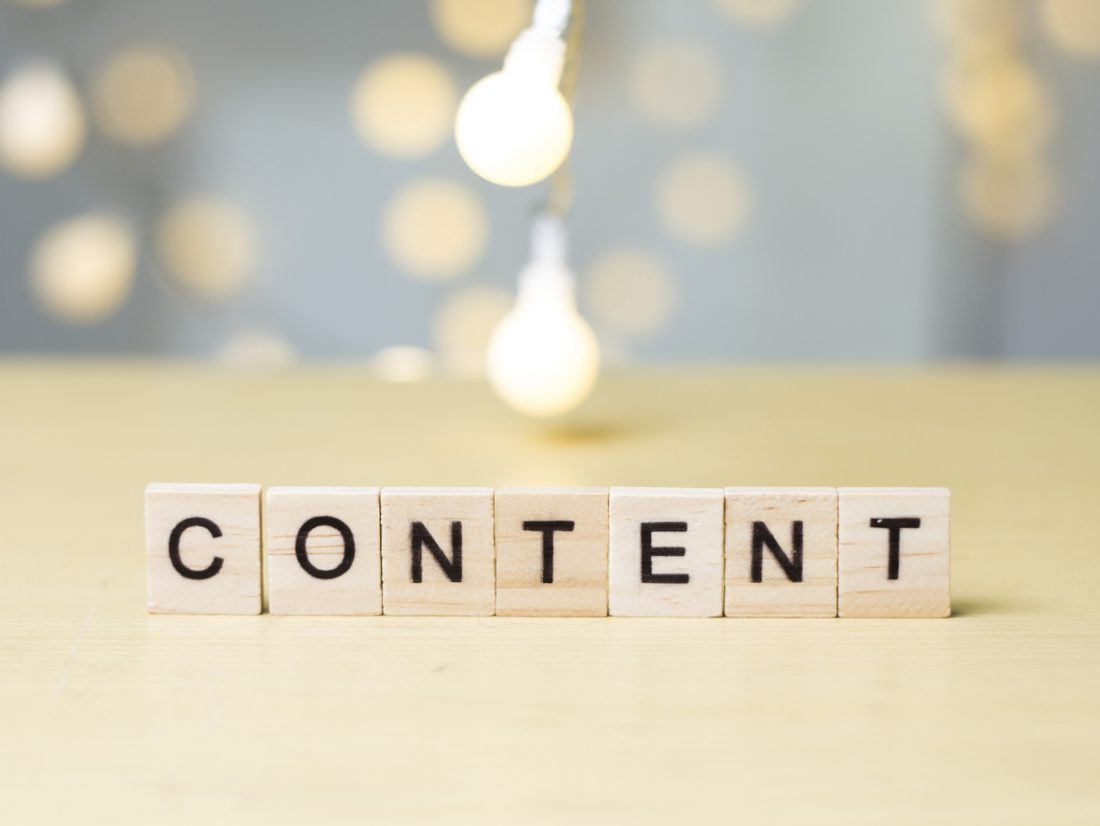 content messaging strategy